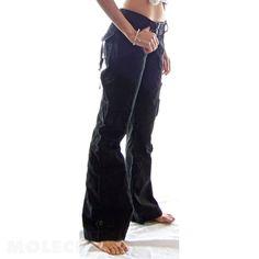 Molecule Himalayan Hipster Pants - Women's Cargo Pants - Cargo Pants | Molecule.asia