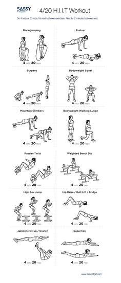 420 HIIT Workout. Killer Workout to Get high from Exercise.
