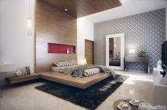Here you may find out Amazing Home design for your Home. Certainly, it can help you a lot to make it looks great. Visit Applying Modern Bedroom Designs Below Decorated With A Variety Of Wall Texture Design Ideas to learn more. Wood Bed Design, Modern Bedroom Design, Master Bedroom Design, Contemporary Bedroom, Contemporary Furniture, Marble Bedroom, Bedroom Wall, Bedroom Decor, Bedroom Headboards