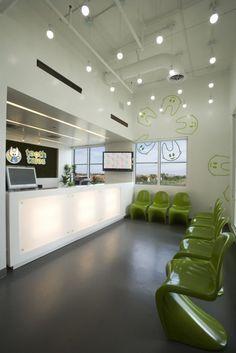 ToothTales Evoke Design plusMOOD Waiting NE 595x892 Tooth Tales Pediatric Dental Office | Evoke Design