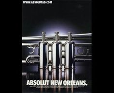 Absolut Vodka: Absolut New Orleans