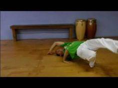Advanced Capoeira Moves : How To Do A Negativa Au Giratoria