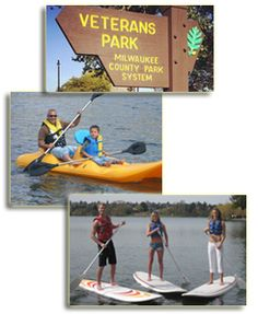 """NOTE:  for Christina:  STAND UP PADDLE BOARD (only $18/ hour)   Milwaukee - Veterans Park 