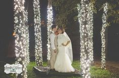 Unique Lighting Ideas Wedding Reception Photos on WeddingWire
