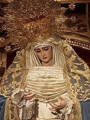 Maria Santisima del Buen Fin (Hdad de la Lanzada,Sevilla). Festividad de la Inmaculada) | da oscarpuigdevall