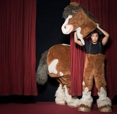 'Rejection didn't hurt my pride – I had none left': confessions of a failed actor Cool Costumes, Cosplay Costumes, Halloween Costumes, Animal Costumes, Mascot Costumes, Dev Patel, Royal Shakespeare Company, Indian Boy, Centaur