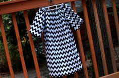 Girl's Peasant Dress w/ midlength sleeves by MonkeyStyleBoutique, $30.00