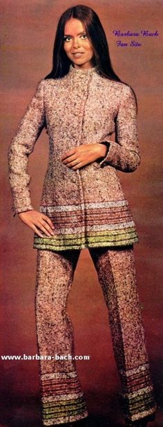 1970s Trouser Suit #retro #vintage #70's