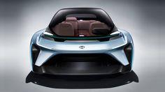 China-Kracher Nio Eve - Dieses Elektroauto schafft1000 km