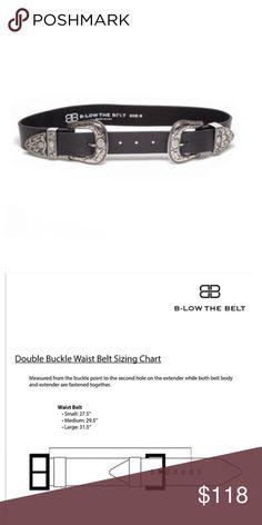 B-Low The Belt Bri Bri    Black & Silver Flawless B-Low The Belt Bri Bri, worn once. Size medium, see sizing. No trades. B-Low the Belt Accessories Belts