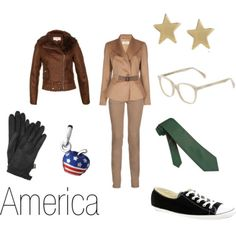 Hetalia america Mmm, think I'd use boots instead. Casual Cosplay, Cosplay Outfits, Anime Outfits, Cool Outfits, Casual Outfits, Simple Cosplay, Cosplay Ideas, Anime Inspired Outfits, Character Inspired Outfits