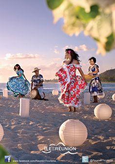 Maloya on the Island of La Reunion, Reunion Island © Jonas Akhoun, Studio Light Mauritius Hotels, Mauritius Island, Voyage Reunion, Seychelles, Roman Theatre, East Africa, Beautiful Islands, Amazing Destinations, Hotels And Resorts