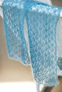 Knitting Patterns For Mohair Scarves : 1000+ images about Mohair and fine crochet on Pinterest Mohair yarn, Free p...