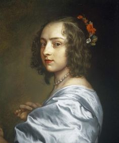 Anthony van Dyck, Margaret Lemon, ca. 1638. Private collection, New York.