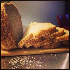 Pan de barra casero