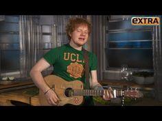 Video! Ed Sheeran Performs 'The A Team'