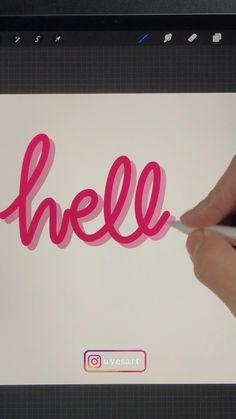 Digital Painting Tutorials, Digital Art Tutorial, Art Tutorials, Graphic Design Lessons, Graphic Design Tutorials, Digital Art Beginner, Ipad Art, Drawing Techniques, Digital Illustration