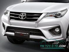 Toyota Thái Lan tung phiên bản nâng cấp Fortuner 2017 để cạnh tranh