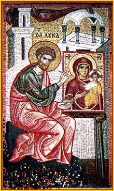 Apostle and Evangelist Luke