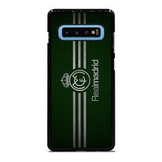 FC REAL MADRID GREEN Samsung Galaxy S10 Plus Case Cover Vendor: favocase Type: Samsung Galaxy S10 Plus case Price: 14.90 This luxury FC REAL MADRID GREEN Samsung Galaxy S10 Plus Case Cover is going to create admirable style to yourSamsung S10 phone. Materials are manufactured from strong hard plastic or silicone rubber cases available in black and white color. Our case makers personalize and manufacture every single case in finest resolution printing with good quality sublimation ink that… Black And White Colour, Silicone Rubber, Real Madrid, Phone Accessories, Samsung Galaxy, How Are You Feeling, Printing, Strong, Plastic