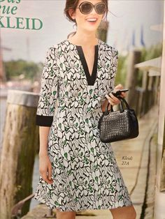 Pattern in NahStyle Nr. 62