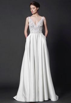 Bridal runway trends: Flawless Tony Ward Wedding Dresses 2016