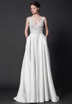 Bridal runway trends: Flawless Tony Ward Wedding Dresses 2016