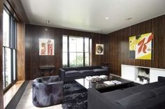 Tom Ford's townhouse-London