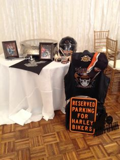 Personalized Wedding Ring Bearer Pillow Harley Davidson Colors