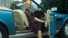 young angela rippon old top gear BBC