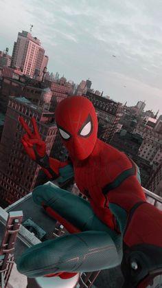 Best selfie ever? : Best selfie ever? : - Best selfie ever? : Best selfie ever? : Best selfie ever? Marvel Avengers, Hero Marvel, Marvel Memes, Marvel Comics, Captain Marvel, Man Wallpaper, Avengers Wallpaper, Spiderman Art, Amazing Spiderman