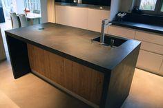 Keuken renovatie - Texture Painting - Alle Mortex toepassingen en schilderwerken van een hoogwaardige kwaliteit