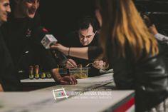 """Carlos Sagastizabal. Del bar La Agrícola, en la calle Alzukaitz, 1 de Irun. Participó en el Campeonato de Euskal Herria de Pintxos con """"Cornetto"""". Cómprate un libro de campeonato con todas las recetas y fotos: http://www.campeonatodepintxos.com/tienda/ #Hondarribia #Pintxos #Pinchos #Tapas #Fuenterrabía #Fontarrabie @hondarribiaturi  @euskadipintxos"""