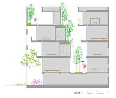 Galería de Una Casa en los Árboles / Nguyen Khac Phuoc Architects - 19