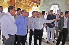 Armario de Noticias: Presidente Danilo Medina se reúne con Inversionist...