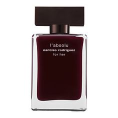 for her l'absolu - Narciso Rodriguez  THE fragrance for winter. Also got lots of complements on wearing it. XD