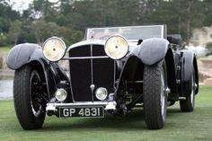 Daimler Double-Six 50 Corsica Drophead Coupé #cars #vintage #prewar #1931 #vintagecars