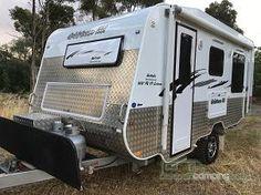 "2014 Goldstream 16'6"" FKST cutaway"