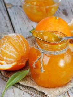 Recette de Confiture d'oranges douces