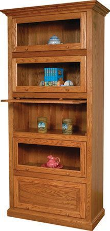 You'll save on every piece of furniture at Amish Outlet Store! We custom make every item, and you can get the Barrister Bookcase at up to off. Barrister, Furniture Clearance, Amish Furniture, Barrister Bookcase, Wood, Furniture, Raised Panel Doors, Furniture Plans, City Furniture