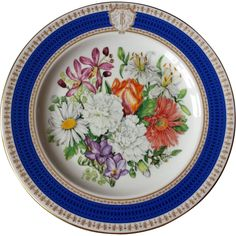 On SALE for just 12 dollars! Royal Mosa collector's plate Princess Juliana's 50th wedding anniversary 1987