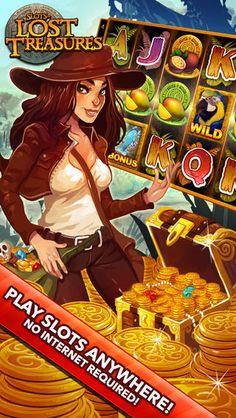 Slots Lost Treasure Journey Slot Machine Games – Win Progressive Chips, 777 Wild Cherries, and Bonus Jackpots in the Best Lucky VIP Macau Casino Bonanza! By Rocket Games | App Store