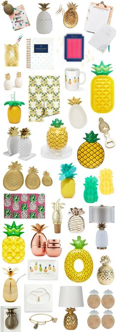 If it& shaped like a pineapple, I need it. Here& a round-up of the bes. If it& shaped like a pineapple, I need it. Here& a round-up of the best pineapple home decor, office items, and gift ideas with al. Birthday Gift For Him, Birthday Woman, Birthday Gifts For Women, Happy Birthday, Husband Birthday, Pineapple Room, Cute Pineapple, Gold Pineapple, Pineapple Girl