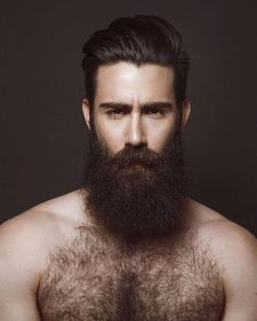 Beard Oil or Beard Balm? The Differences & Why You Need Both Beards And Mustaches, Hot Beards, Great Beards, Awesome Beards, Moustaches, Barba Grande, Long Beard Styles, Hair And Beard Styles, Beard Love