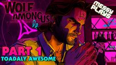 THE WOLF AMONG US - Part #1 - LETS PLAY with Commentary - MESSYPLAYS