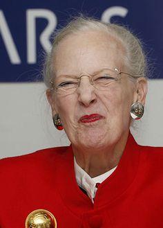 HRH Queen Margrethe
