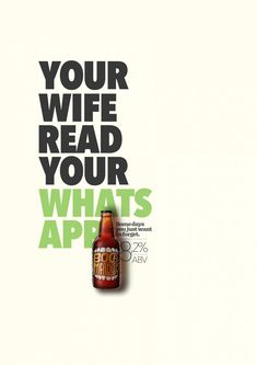 Bad Day on Social Media? Ads for High-Alcohol Beer Suggest Drowning Your Sorrows | Adweek