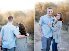 Arizona Photographer. Arizona Engagement Session. Lindsay Borg Photography #arizonaphotographer #arizonaengagementphotographer