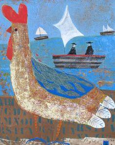 Nautical Art by nathaniel mather