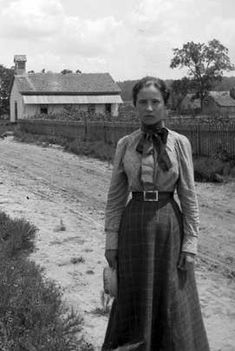 Gabrielle Munter in America